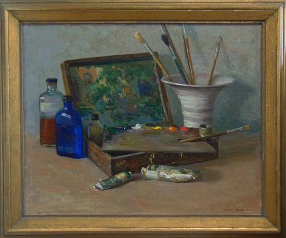 The Artist's Paintbox