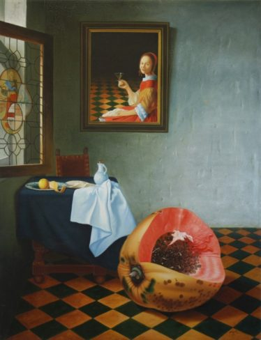 Hommage to the Dutch Masters